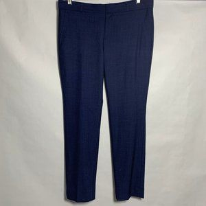 Banana Republic Ryan Dress Slim Leg Pants Wool 6P